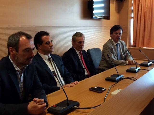 Νοσοκομείο: Ενημερώθηκε για τις ελλείψεις ο Γεωργιάδης, ζήτησε οικονομία…(φωτό-video)