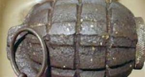 Κομποτή: Έσκαβε και βρήκε… χειροβομβίδα