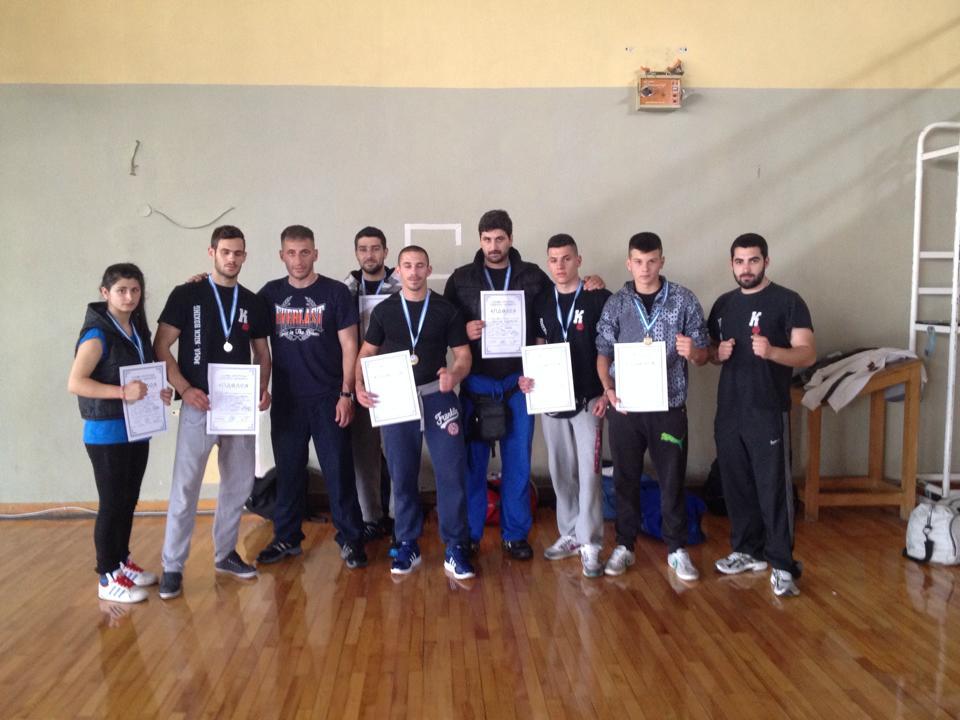 Επιτυχία για το Αγρίνιο στο Kick Boxing