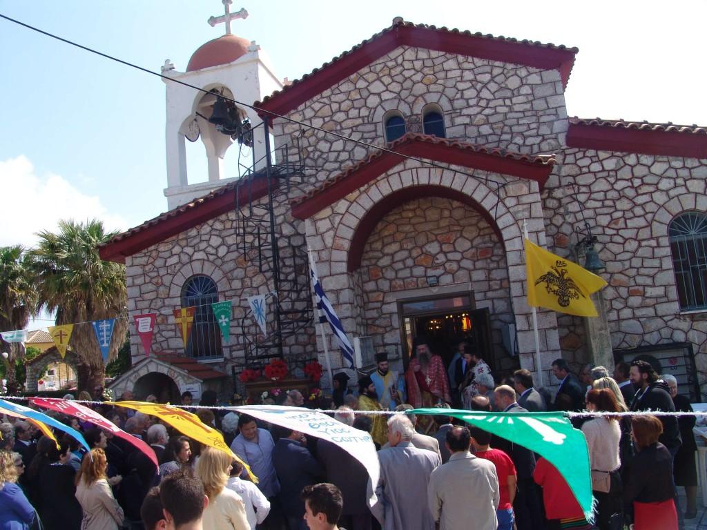 H Τοπική Κοινότητα Αγίου Νικολάου Βόνιτσας τίμησε τον Πολιούχο της