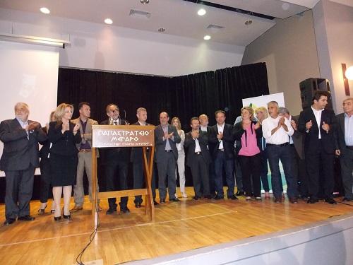 Απ. Κατσιφάρας: Η Αιτωλοακαρνανία έστειλε μήνυμα νίκης(video)