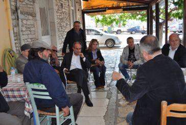 Ο Κατσιφάρας στους Δήμους Αμφιλοχίας, Ξηρομέρου και Ακτίου – Βόνιτσας
