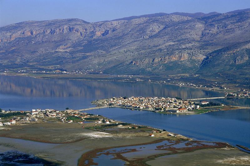 Η υδροδότηση του Αιτωλικού από τον Εύηνο ποταμό προχωρά