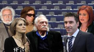 Επώνυμοι και τηλεοπτικοί κέρδισαν στις Ευρωεκλογές -Ολα τα ονόματα