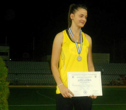 Αγρινιώτισσα αθλήτρια στα προκριματικά των Ολυμπιακών Αγώνων παίδων – κορασίδων