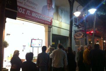 Το κλίμα στα εκλογικά κέντρα του Αγρινίου (φωτό)