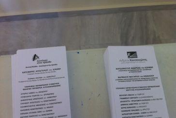 Πως ψήφισε για περιφέρεια η Κοκκινόβρυση Θέρμου και η Κεχρινιά Αμφιλοχίας