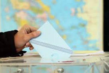 Η τελική σταυροδοσία των υποψήφιων ευρωβουλευτών στην Αιτωλοακαρνανία
