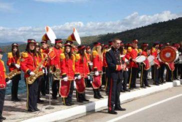 Στην Σαρδηνία της Ιταλίας η φιλαρμονική του δήμου Αμφιλοχίας