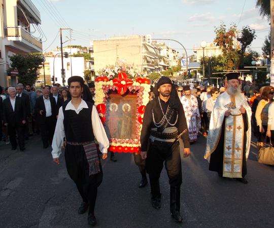 Εκδηλώσεις στον Άγιο Κωνσταντίνο (φωτό)