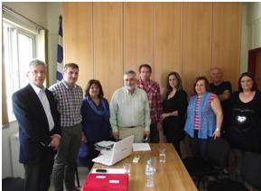 Συνάντηση εργατοϋπαλλήλων ΟΤΑ με υποψηφίους Δημάρχους Μεσολογγίου