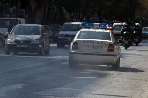 Μακύνεια: καταδίωξη σε κλεμμένο τζιπ
