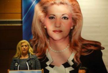 Ομιλία της Ντίνας Σαμαρά στους ετεροδημότες