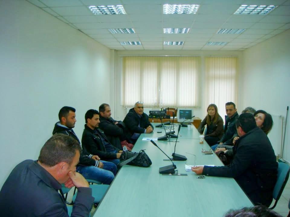 Συνάντηση συλλόγων στα Παρακαμπύλια