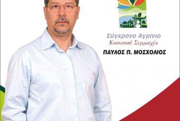 Γεώργιος Πλατανιάς-Υποψήφιος Δημοτικός Σύμβουλος