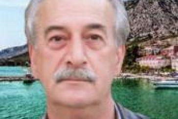 Ο Κώστας Σπετσέρης, από τον Αστακό, υποψήφιος ευρωβουλευτής του «ΣΧΕΔΙΟΥ Β»