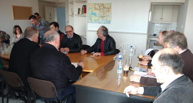 Ναυπακτία: Σειρά επισκέψεων για την Ενωτική Πρωτοβουλία
