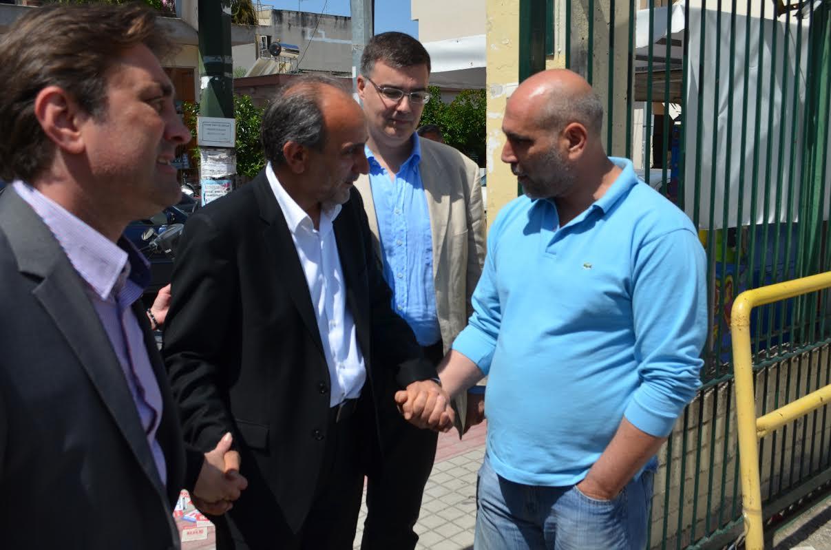 Κατσιφάρας: «H Δυτική Ελλάδα σκέφτεται προοδευτικά και ψηφίζει αυτοδιοικητικά»