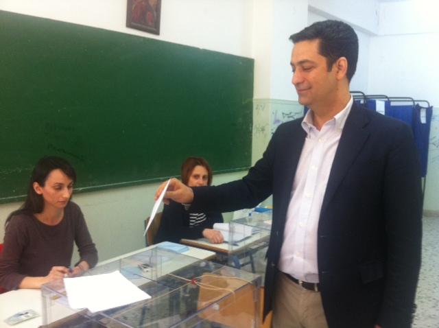 Προβάδισμα  7,57% Παπαναστασίου στα 203 /207 Τμήματα του δήμου Αγρινίου