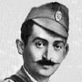 Νίκος Κούστας καπετάνιος του 2.36 εφεδρικο ύ συνταγματος  ΕΛΑΣ