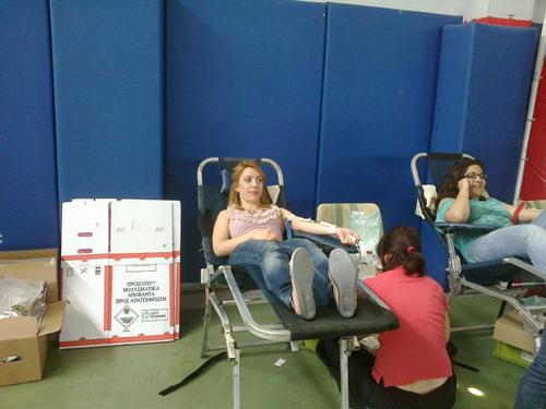 εθελοντική αιμοδοσία φωτογραφία 10