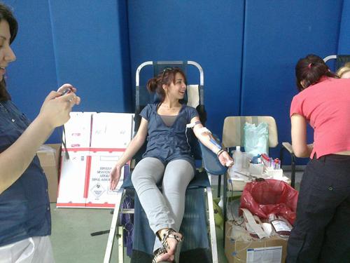 εθελοντική αιμοδοσία φωτογραφία 17