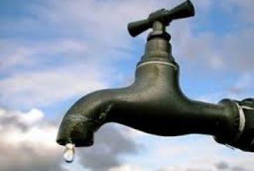 Διακοπή νερού σε περιοχές του Αγρινίου