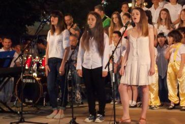 Ευρωπαϊκή Γιορτή Μουσικής: Γιορτινή ατμόσφαιρα στην πλατεία Δημοκρατίας (φωτο)
