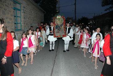Θρησκευτικές εκδηλώσεις στο Παναιτώλιο