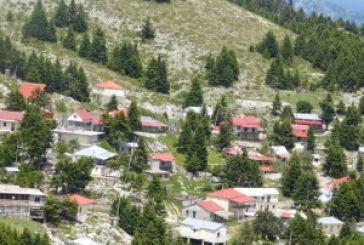 Αφιέρωμα στην Αρέντα, το  χωριό των 1500μ υψόμετρο