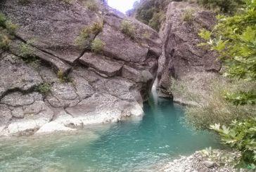 Ένα μαγευτικό τοπίο κοντά στην Ποταμούλα