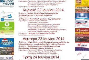 Δοκίμεια 2014