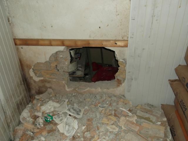 Σύλληψη στο Μεσολόγγι για το ριφιφί στο Λούρο Πρέβεζας