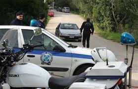 Σύλληψη στην Κανδήλα για απειλή και εξύβριση