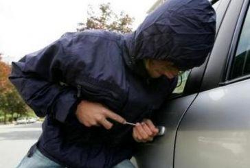 Συνελήφθη διαρρήκτης αυτοκινήτων στο Αγρίνιο