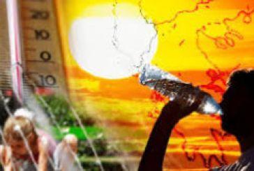 Προστατευτικά μέτρα κατά τη διάρκεια καύσωνα