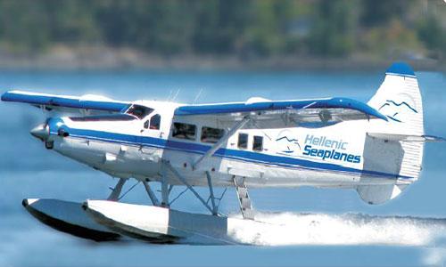 Hellenic Seaplanes: συζητήσεις για υδατοδρόμιο στη λίμνη Λυσιμαχία