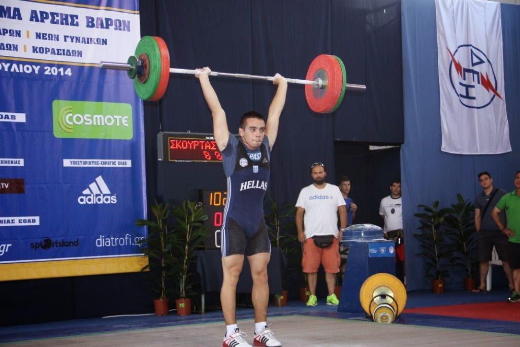 Ξηρομερίτες αθλητές διακρίθηκαν στο Πανελλήνιο Πρωτάθλημα άρσης βαρών
