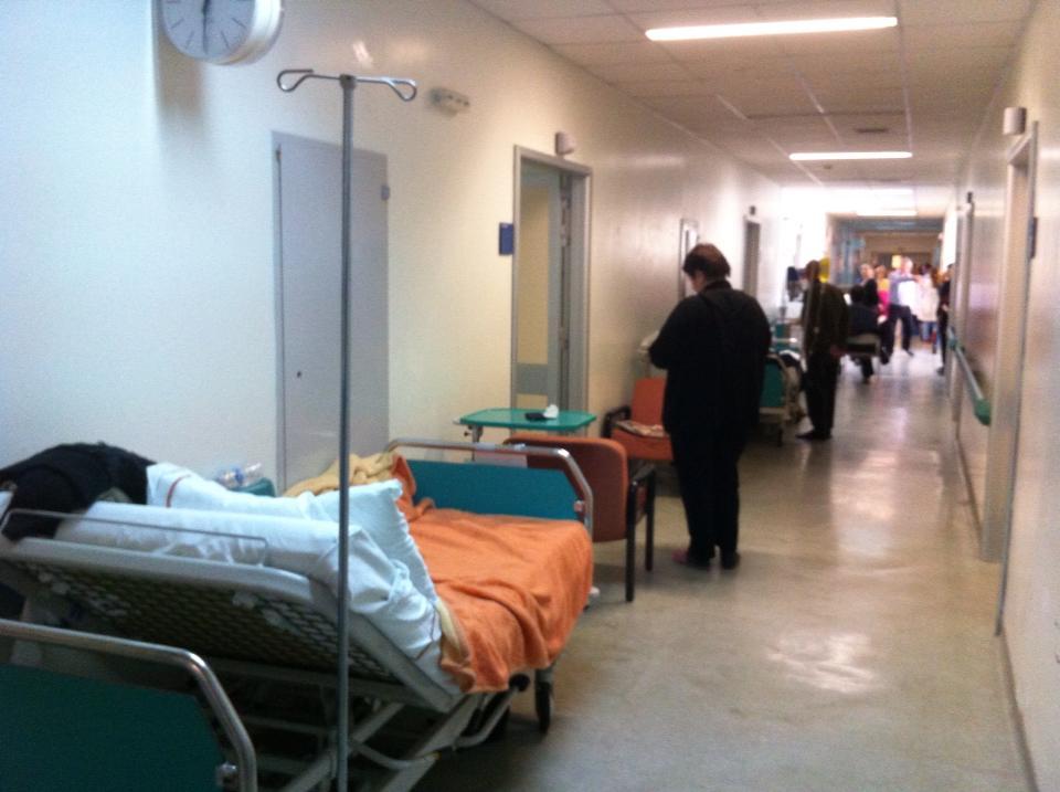 Φλωριάδα Βάλτου: 31 άτομα από το πανηγύρι στο Νοσοκομείο Άρτας