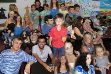 Πάλαιρος: Με επιτυχία η έκθεση ζωγραφικής μαθητών του εργαστηρίου της Σπυριδούλας Ζερβούλη