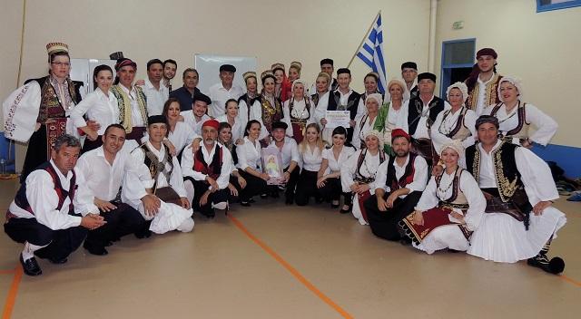 Το χορευτικό του δήμου Αγρινίου πάει …Κίνα!