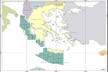 """Έρευνες υδρογονανθράκων: Προς δημοσίευση σε ΦΕΚ οι χάρτες με τα """"οικόπεδα"""" και στην Αιτωλοακαρνανία"""