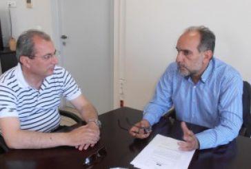 Συνεργασία δήμου Θέρμου με Περιφέρεια