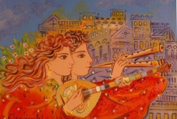 Στο Φετιχέ Τζαμί έκθεση ζωγραφικής με έργα του Γιώργου Σταθόπουλου