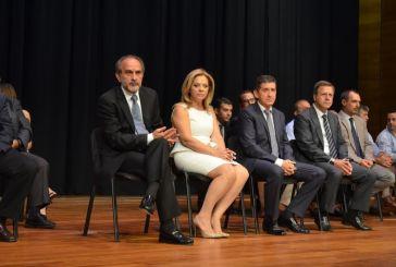 Oρκίστηκε το νέο περιφερειακό συμβούλιο (video- φωτό)