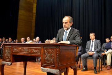 Η ομιλία Κατσιφάρα στην ορκωμοσία του Περιφερειακού Συμβουλίου
