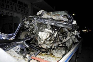 Ένας νεκρός και 11 τραυματίες ο απολογισμός του τροχαίου στη Συκούλα (φωτό)