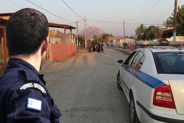 Έφοδοι και συλλήψεις σε καταυλισμούς Ρομά της περιοχής μας