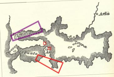 2α Σεπτεμβρίου 31 πχ: Το χρονικό της Ναυμαχίας του Ακτίου
