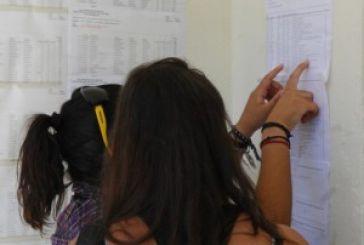 Ανατροπές στις βάσεις – 8 στους 10 αριστούχους χάνουν την σχολή πρώτης προτίμησης